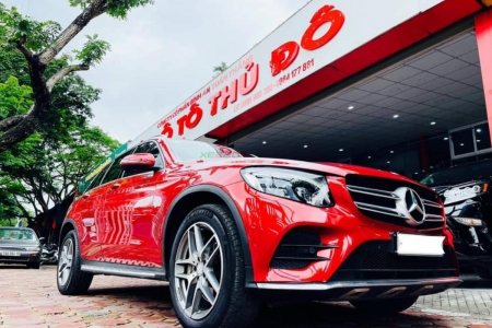 Mercedes GLC 300 4Matic 2017